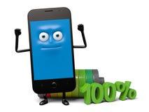 cellphone διανυσματική απεικόνιση