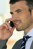 Cellphone business Royalty Free Stock Photo
