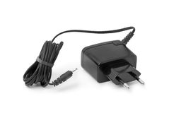 Cellphone charger Royalty Free Stock Photo
