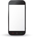 Cellphone icon Stock Images