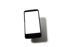 Cellphone with shadow Stock Image