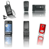 Cellphones Stock Images