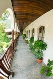 Cells Bachkovski monastery in Bulgaria royalty free stock photo