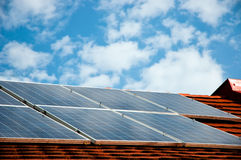 Free Cells Of Solar Energy Panels Stock Photos - 23132503
