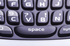 celltangentbordtelefon Fotografering för Bildbyråer