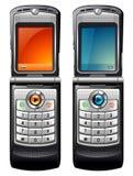 celltelefoner Royaltyfri Fotografi