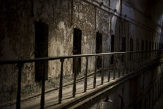 Cellula orientale del penitenziario dello stato Immagine Stock Libera da Diritti