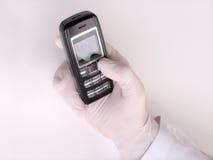 Cellulaire Photographie stock libre de droits