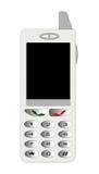Cellulaire telefoon royalty-vrije illustratie