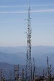 Cellulaire toren Stock Foto's