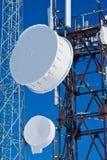 Cellular antenna stock photos