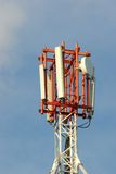 Cellular antenna Royalty Free Stock Images