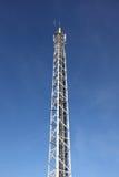 Cellular antennas pole Royalty Free Stock Image