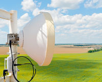 Cellular antennas Royalty Free Stock Photos
