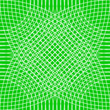 Cellular grid, mesh pattern with circles from center Repeatable Stock Photo