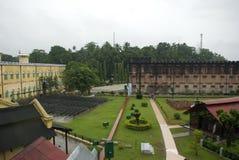 Cellular jail, Port Blair, Andaman, India Royalty Free Stock Photo