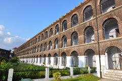 Cellular Jail. In Port Blair, Andaman India Stock Photography
