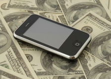 Cellular phone Royalty Free Stock Image