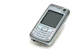 Cellular Phone. Isolated Stock Photo