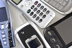 Cellular phone Royalty Free Stock Photos