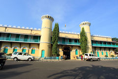 Cellular Prison Andamans Royalty Free Stock Images