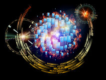 Cellular Revolutions Stock Images