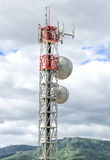 Cellular tower Royalty Free Stock Photo