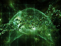 Cellular Universe Stock Images