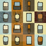 Cellular vintage Royalty Free Stock Image