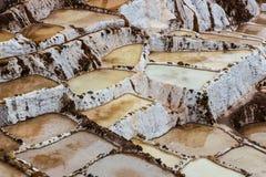 Cellule con l'acqua salata Fotografia Stock Libera da Diritti