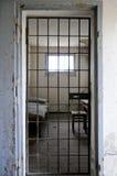 Cellule de prison Photographie stock