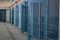 Cellule de prison image stock