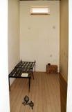 Cellule de prison de Convict Photographie stock