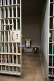 Cellule de prison, prison, police photographie stock libre de droits