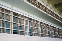 Cellule di Alcatraz Fotografie Stock