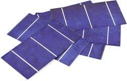 Cellule fotovoltaiche Immagine Stock Libera da Diritti