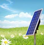 cellule solaire Photo libre de droits