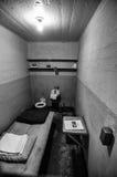 Cellules de prison d'Alcatraz photos libres de droits