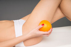 Cellulite Stock Photo