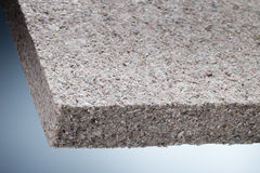 Cellulose insulation Stock Photo