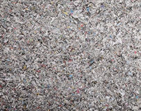 Cellulose insulation Stock Photography