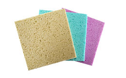 Cellulose wipes Royalty Free Stock Image