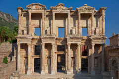 Celsus Library Stock Photos