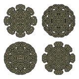 Celtów ornamenty Zdjęcie Stock