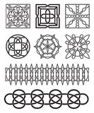 Celt knots (vector) Royalty Free Stock Photography