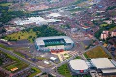 Celt Parkowy Glasgow zdjęcie royalty free