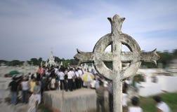 celta krzyż Obrazy Stock