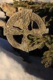 celta krzyż Zdjęcia Royalty Free