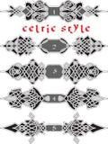celta styl Fotografia Stock