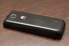 Celtelefoon van het Chinese merk Hawuei royalty-vrije stock foto's